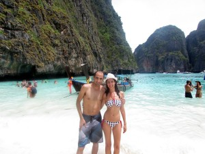Leyre Labiano y Jorge Ibilcieta – Viaje por Camboya y Tailandia.