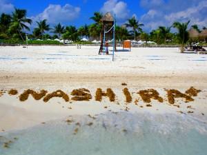 Ana Lizarbe y Jesús Echeverría – Viaje a Riviera Maya