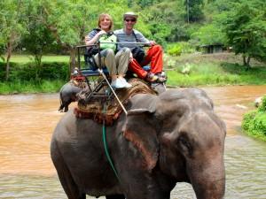 Eva Villanueva y Javier García – Viaje a Thailandia y Camboya