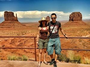 Javier Ayucar y Erkuden Almagro – Viaje por la Costa Oeste de USA