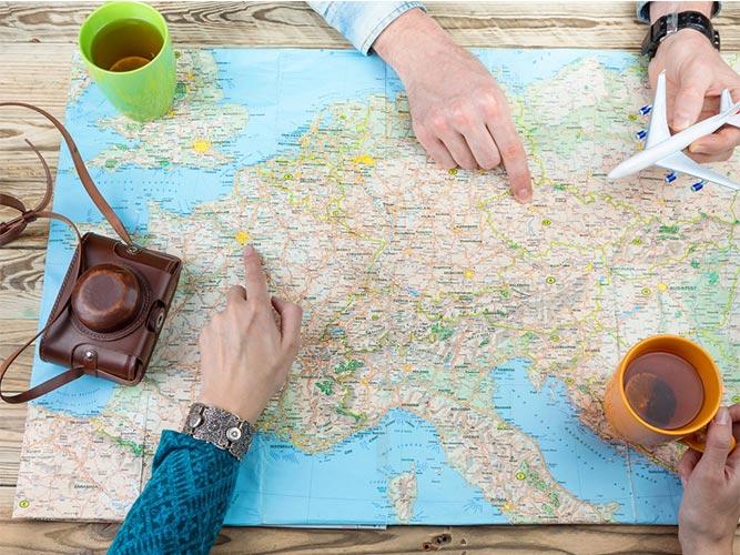 Viajes personalizados