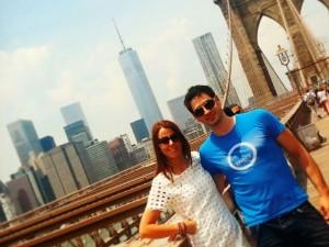 Raquel Aguirre y Aitor Iragui – Viaje por NY, San Francisco, Las Vegas, Cañón del Colorado y R. Maya